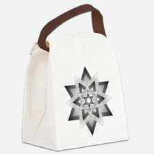 Jacob Star Canvas Lunch Bag