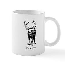 Mule Deer Buck Mugs