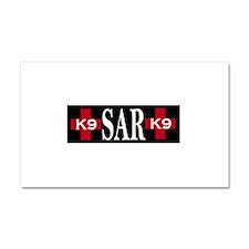 Sar Car Magnet 20 x 12