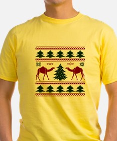 Hump Day Inspired Camel Ugly Sweate T
