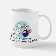 Stork Baby NZ Germany Mug
