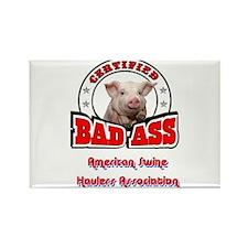 American Swine Haulers Association OO1 Magnets
