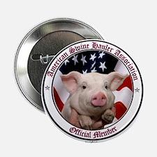 "American Swine Haulers Association OO1 2.25"" Butto"