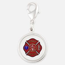 Maltese Cross Charms