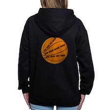Basketball Women's Zip Hoodie