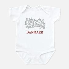 DANMARK Infant Bodysuit