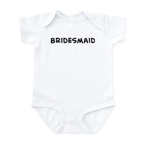 Bridesmaid Infant Bodysuit