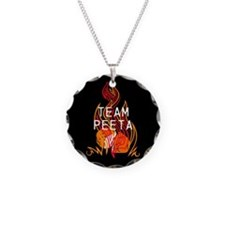 Team Peeta Baker Necklace