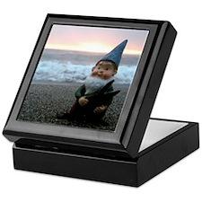 Sunset Gnome Keepsake Box