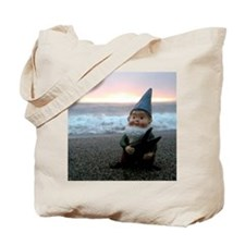 Sunset Gnome Tote Bag