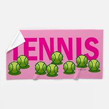 Tennis Beach Towel