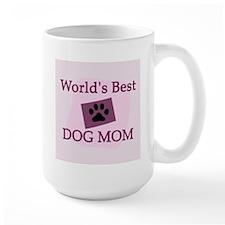 World's Best Dog Mo Mugs