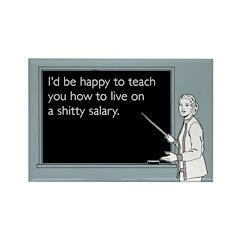 Shitty Salary Magnets