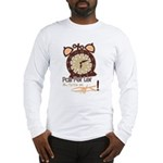 CLOCK Long Sleeve T-Shirt
