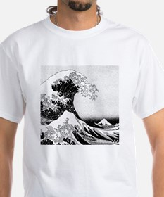 The Great Wave off Kanagawa (???? Shirt