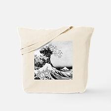 The Great Wave off Kanagawa (??????) Tote Bag