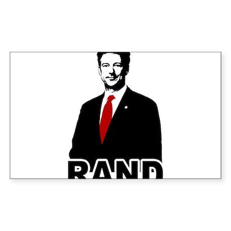 Rand Paul Sticker