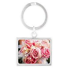 Wedding Flowers Keychains