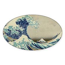 The Great Wave off Kanagawa (?????? Decal