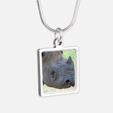 Black Rhino Necklaces