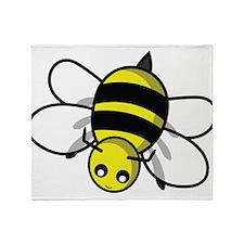 Bumble Bee Throw Blanket