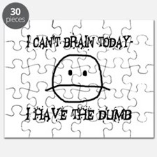 I Have The Dumb Puzzle