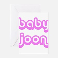 BABY JOON Greeting Cards (Pk of 10)