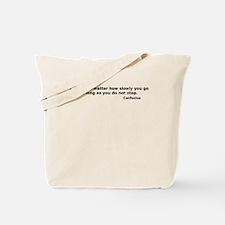 Unique Confucius Tote Bag