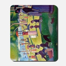 A Sunday Afternoon on La Grande Jatte by Mousepad