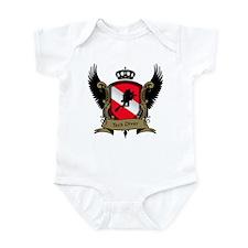 Technical Diver Crest Infant Bodysuit
