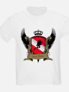 Technical Diver Crest T-Shirt