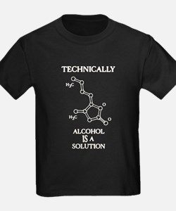 Alcohol, A Solution T