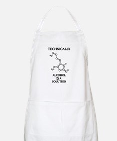 Alcohol, A Solution Apron