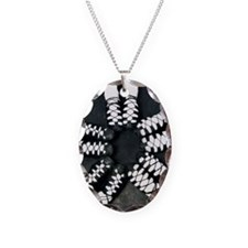 Irish Dance Ghillies Ring Necklace Oval Charm