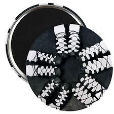 Irish Dance Ghillies Ring Magnet