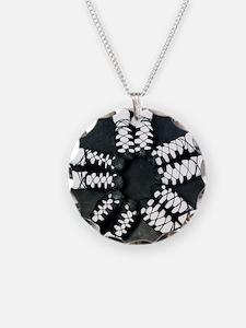 Irish Dance Ghillies Ring Necklace