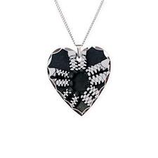 Irish Dance Ghillies Ring Necklace Heart Charm
