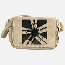 Irish Dance Ghillies Ring Messenger Bag