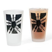 Irish Dance Ghillies Ring Drinking Glass