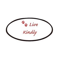 Live Kindly Patches