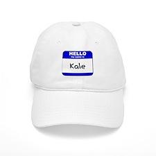 hello my name is kale Baseball Cap