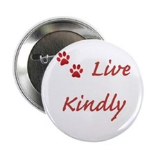 """Live Kindly 2.25"""" Button (10 pack)"""