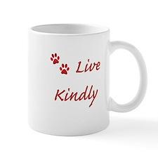 Live Kindly Mugs