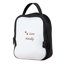 Live Kindly Neoprene Lunch Bag
