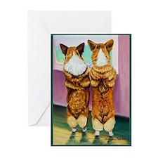 Welsh Corgi Greeting Cards (Pk of 10)