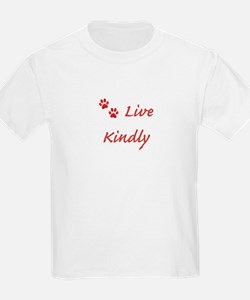 Live Kindly T-Shirt