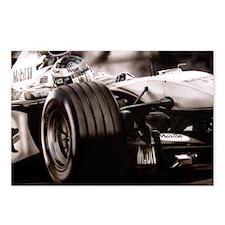 Kimi Raikkonen Postcards (Package of 8)