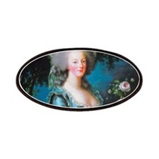 Marie Antoinette with Rose Patches