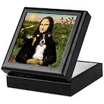 Mona & Border Collie Keepsake Box