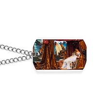 Alma-Tadema - Antony and Cleopatra Dog Tags